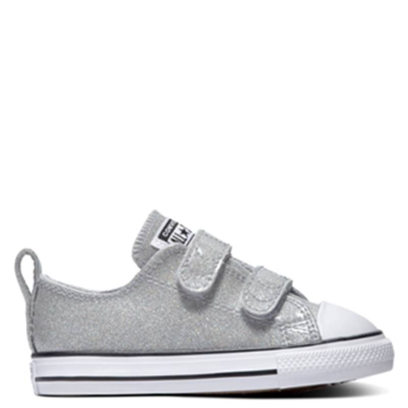 Zapatillas de Estar por casa Unisex para Ni/ños Converse Chuck Taylor CT 2v Ox