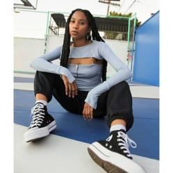 Chuck taylor All Star Lift Zapatilla Urbana Mujer