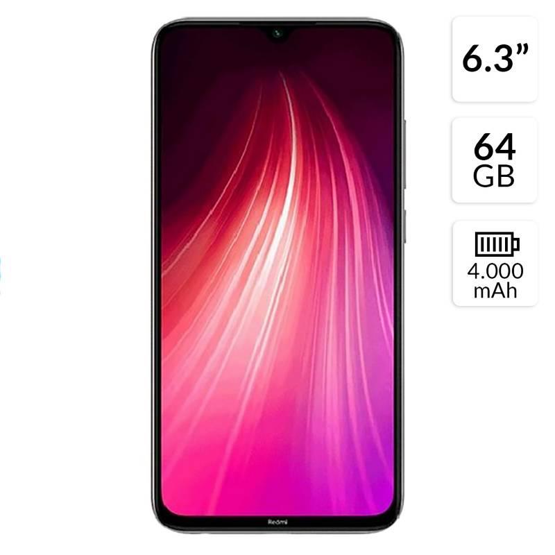 Xiaomi - Xiaomi Redmi Note 8 64Gb/4Gb Ram -Blanco Moon