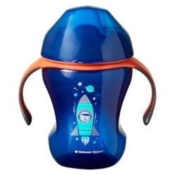 Tommee Tippee - Vaso Easy Drink Azul