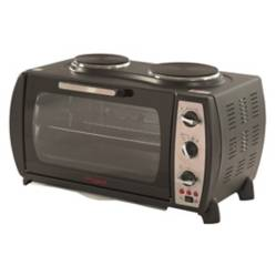 Horno Electrico Dimora Negro 42 Lts