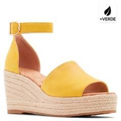 CALL IT SPRING - Sandalia Mujer Amarillo
