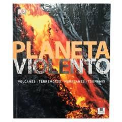 KINDERSLEY, DORLING - Dk Enciclopedia Planeta Violento