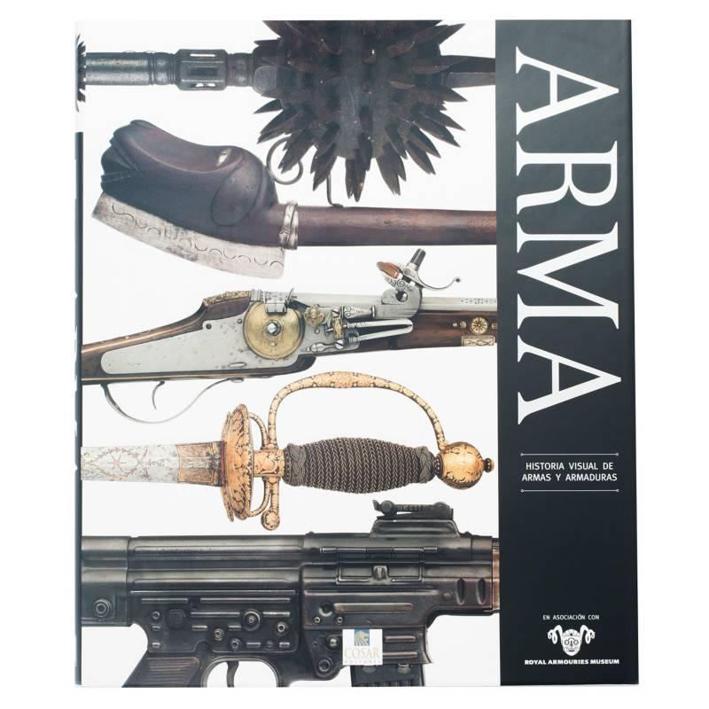 KINDERSLEY, DORLING - Dk Enciclopedia Arma Historia de Armas y Armadura