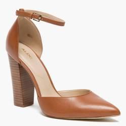 ALDO - Zapato Formal Mujer Cuero Café