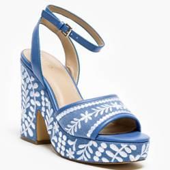 ALDO - Sandalia Mujer Azul