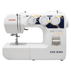Janome - Máquina de Coser Easy Jeans