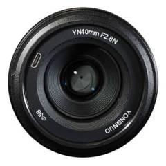 YONGNUO - LENTE YONGNUO 40MM F/2.8 N