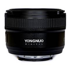 YONGNUO - Lentes Yongnuo 50Mm F/1.8 N