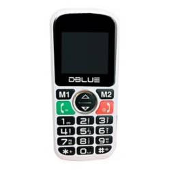 Cat - Telefono Celular Senior Adulto Mayor Dblue.