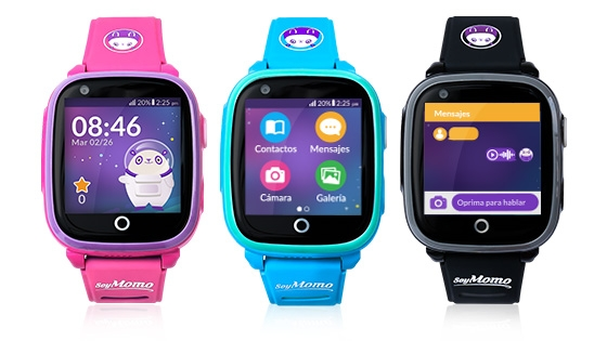 Reloj_GPS_niño