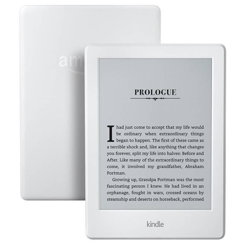 Amazon - Amazon Kindle 2019 E-Reader 6 4Gb Antireflejo