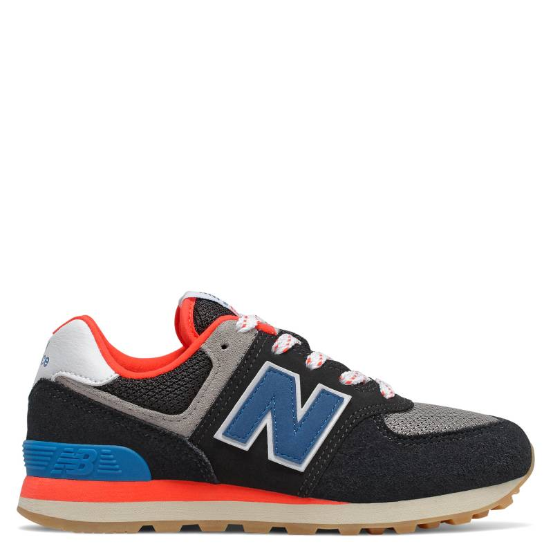 New Balance - PC574SOV Zapatilla Urbana Niño Azul