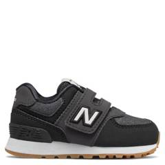 New Balance - IV574 Zapatilla Urbana Niño Negro