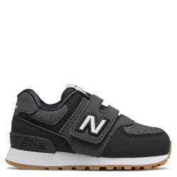 New Balance - Zapatilla Urbana Niño Negra