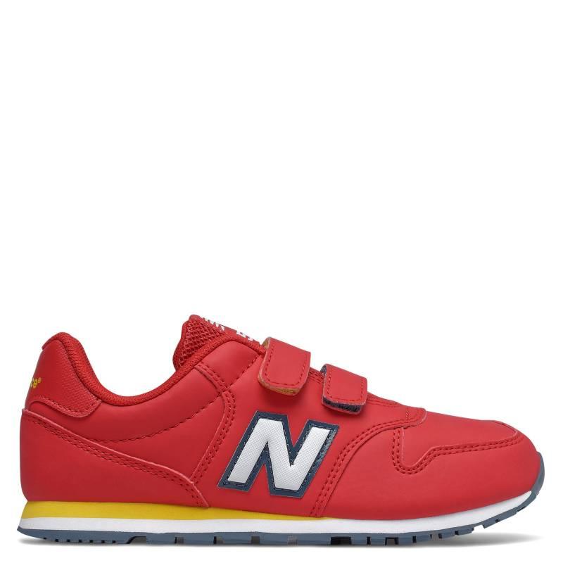New Balance - YV500RR Zapatilla Urbana Niño Roja
