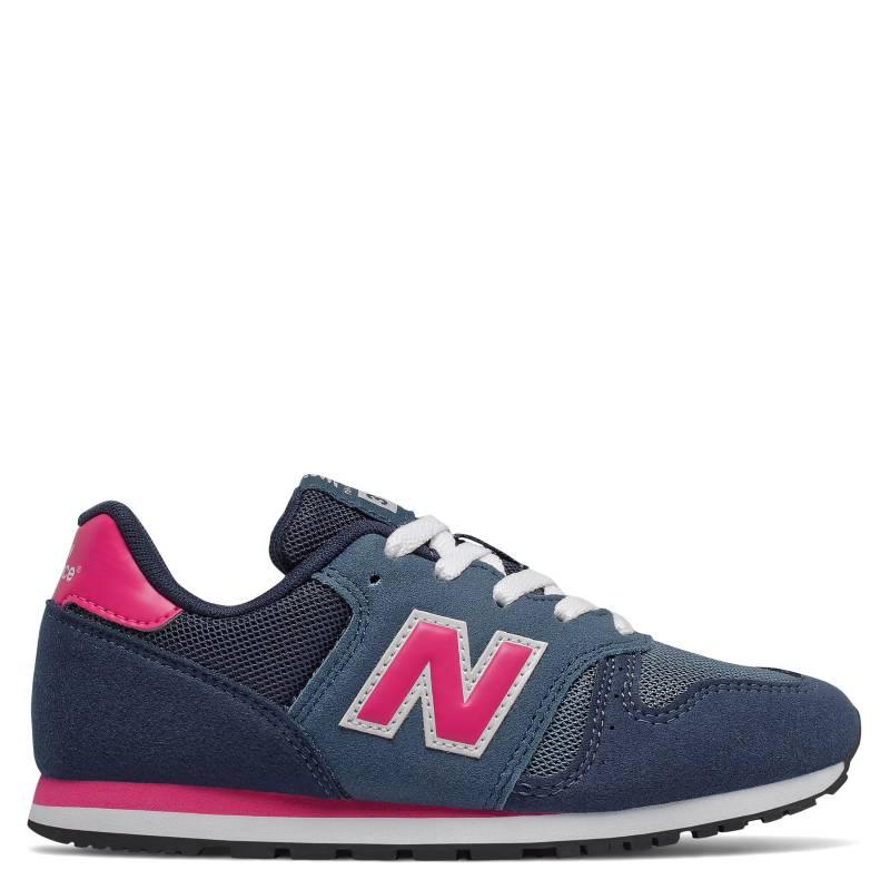 New Balance - YC373AB Zapatilla Urbana Niña Azul