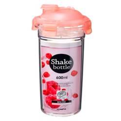 Botella Shaker Con Filtro 600 ml