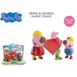 Peppa Pig - Peppa y George Manchas Magicas
