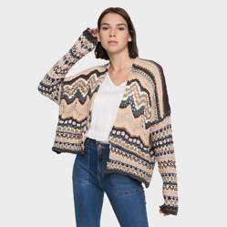 Free People - Chaleco Crochet