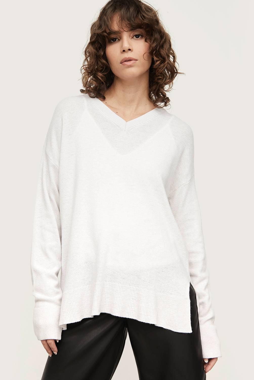 BASEMENT - Sweater Italiano Mujer