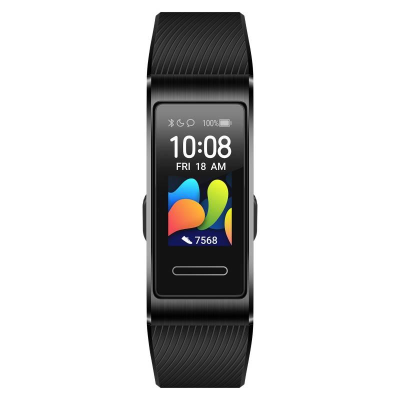 Huawei - Smart Band 4 Pro Black