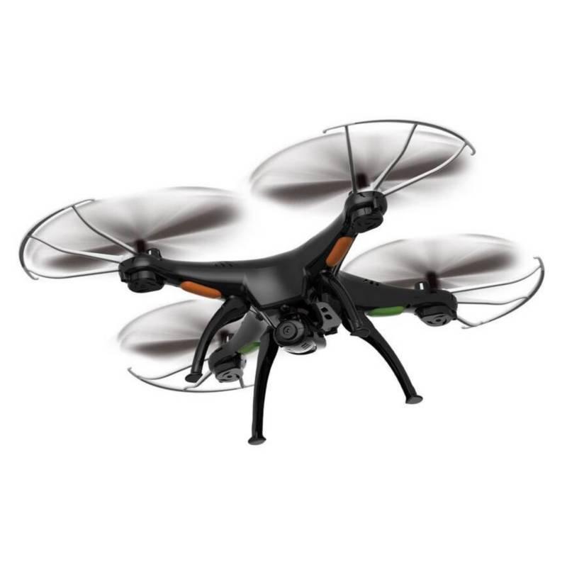 Syma - Dron Con Cámara Syma X5Sw-V3 2.4Ghz Ios Android