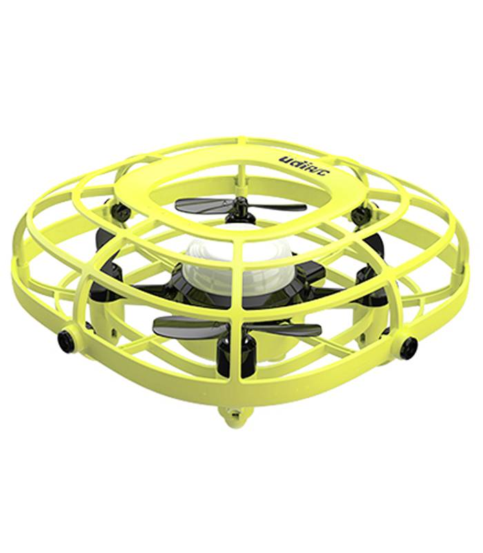 Udirc - Dron Cuadricóptero Con Sensor Udi U58 Amarillo