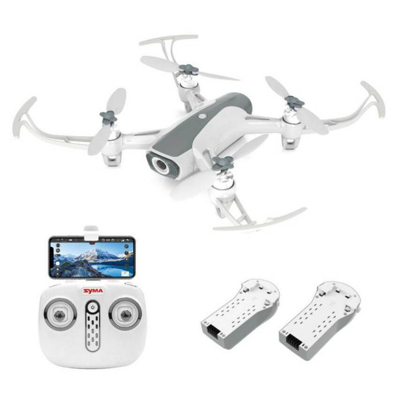 Syma - Dron Con Cámara Dual W1 Pro 1080P