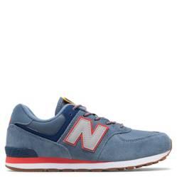 New Balance - GC574PAA Zapatilla Urbana Niño Azul