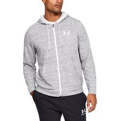 UNDER ARMOUR - Polerón Full Zipper Terry Hombre