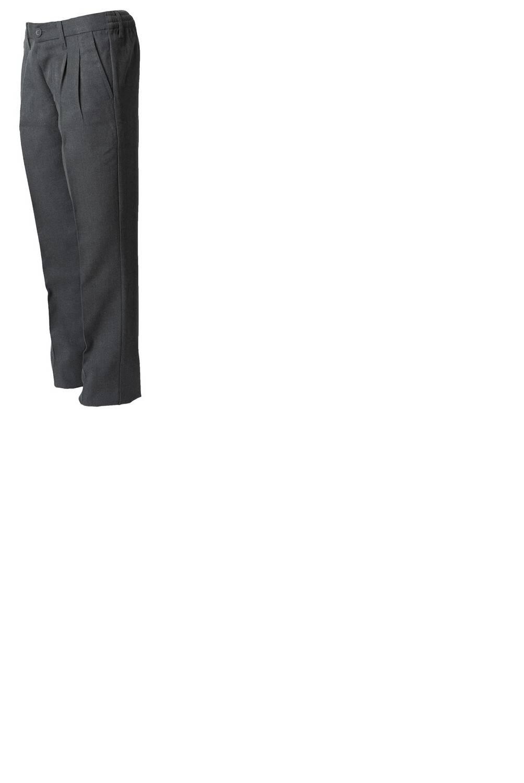 JAYSON - Pantalon Hombre Gris Colegio