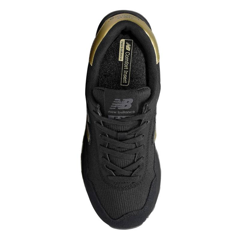 zapatillas urbana new balance mujer 515 gris