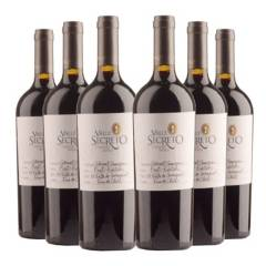 VALLE SECRETO - Vino 6 Valle Secreto First Edition C Sauvignon