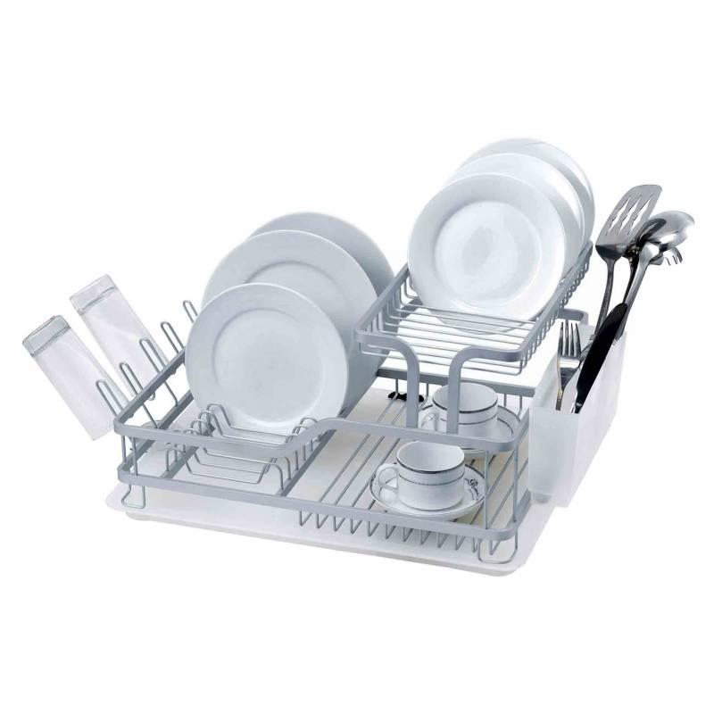 SIMPLE COOK - Secaplatos Simple Cook Quarzo Duo