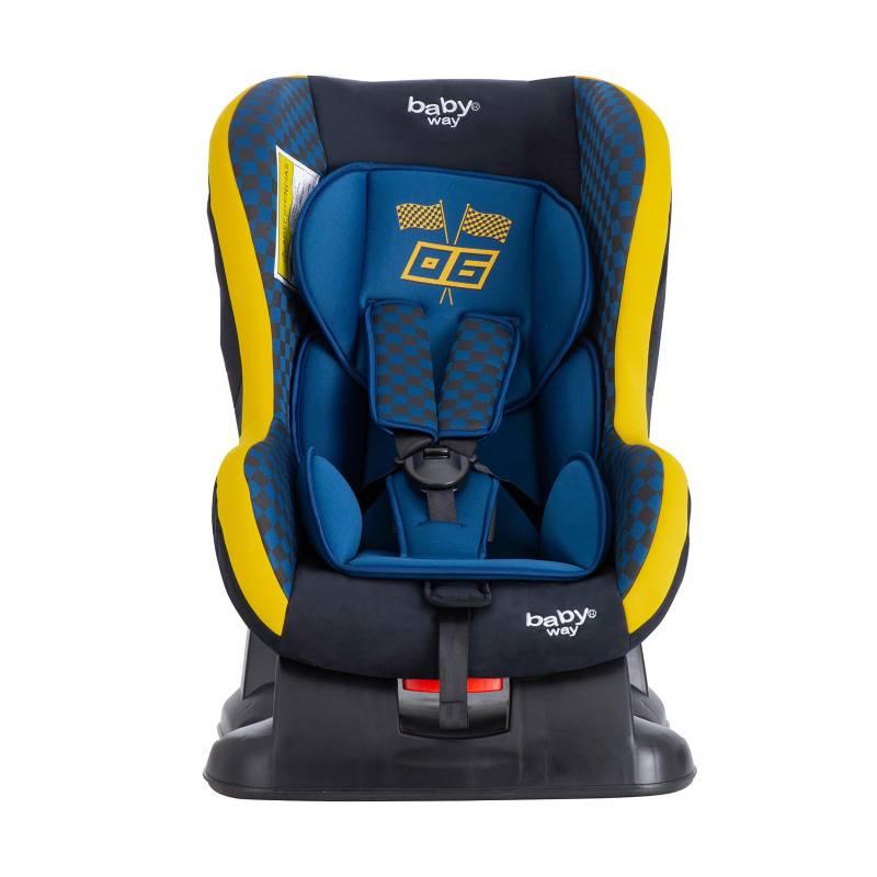 Baby Way - Silla de Auto Convertible Azul Bw-743B20
