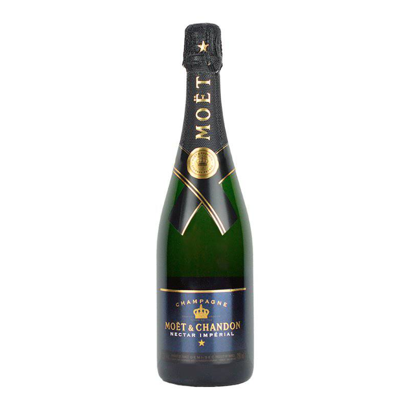 - Champagne Moet Chandon Nectar Imperial 12 750Ml