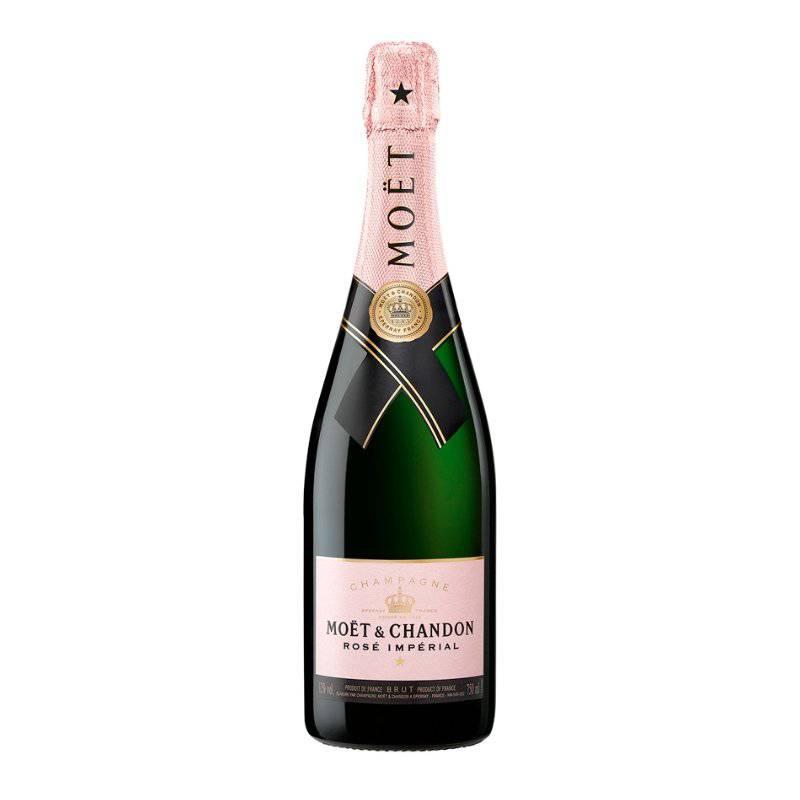 MOET CHANDON - Champagne Moet Chandon Rose Imperial 12 750 ml