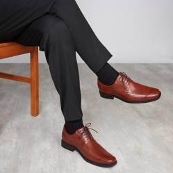 Guante - Zapato Formal Cuero Hombre 8002