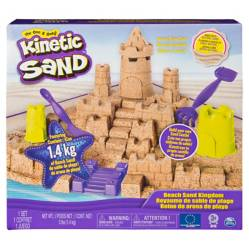 KINETIC - Kinetic Sand - Set Castillo De Arena