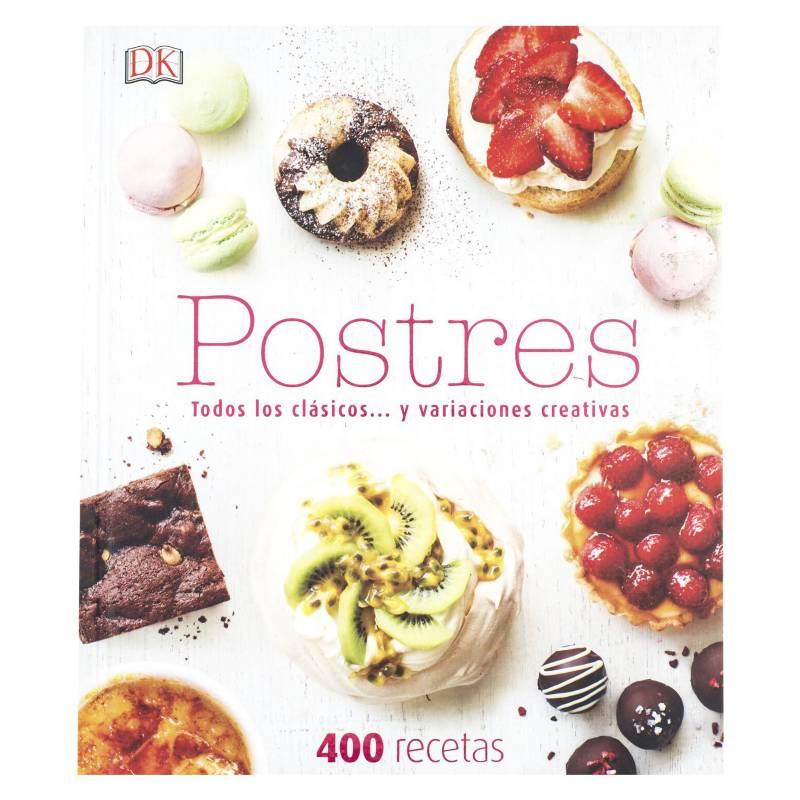 KINDERSLEY, DORLING - Dk Enciclopedia Postres