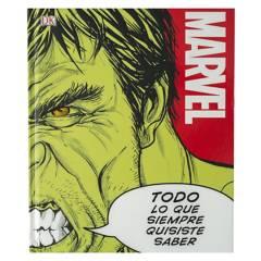 KINDERSLEY, DORLING - Dk Enciclopedia Marvel Todo Lo Que Siempre