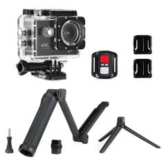 HDBOX - Adventure Kit Cámara Hdbox Pro 4K