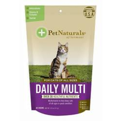 PET NATURALS - Pet Naturals Daily Multi Gato