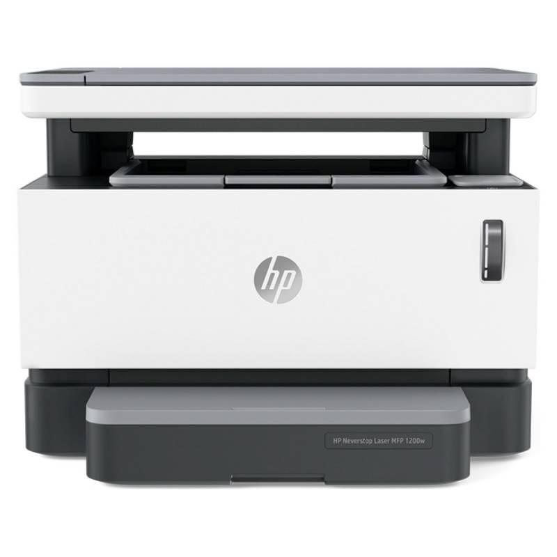 HP - Impresora Multifunción Neverstop 1200W