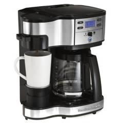 undefined - Cafetera 2en1 Programable Hamilton Beach 49980-CL