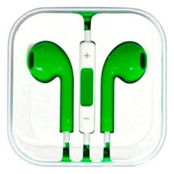 Dblue - Audifonos Earpods Con Manos Libres Green / K