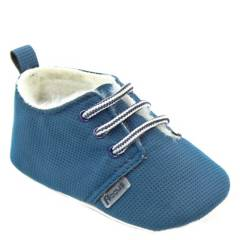 Ficcus - Botn Niño Bebé Soft Azul