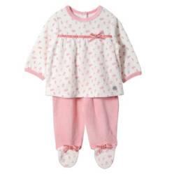 Conjunto De Plush Bebé Niña