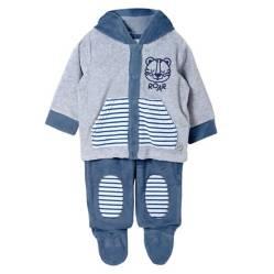 Conjunto De Plush Bebé Niño